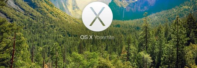 gratuitamente Mac OS X Yosemite