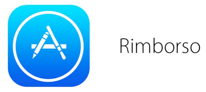 rimborso app store