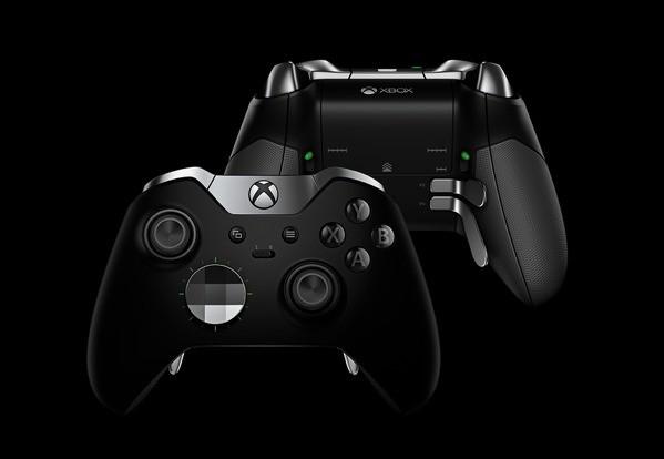 Elite, nuovo controller di Xbox One