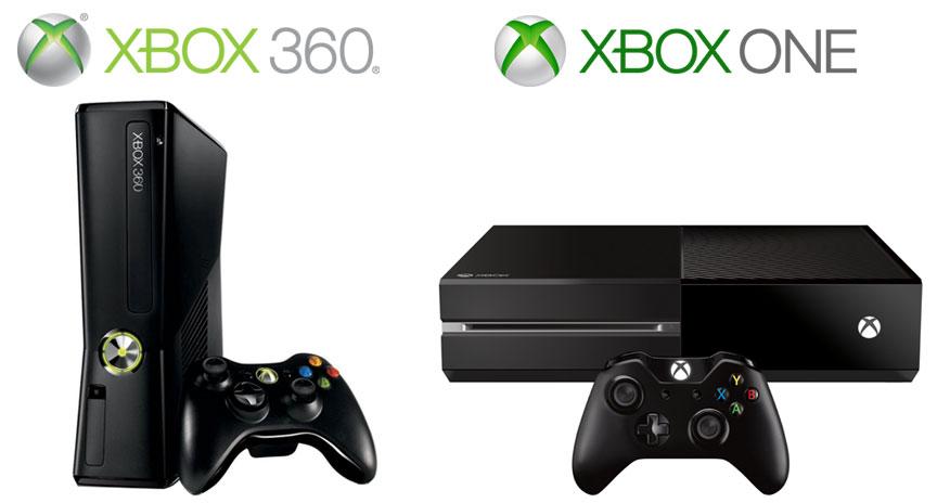 Xbox One compatibile con giochi Xbox 360