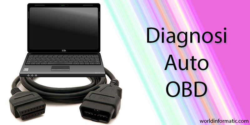 Diagnosi auto - OBD pc