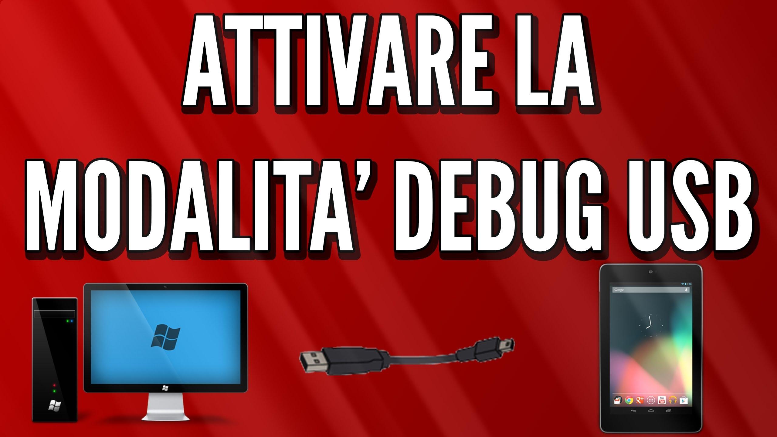 Debug USB Android