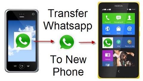 WhatsApp Transfer